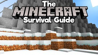 Building Mountains In Survival Pt.2! ▫ The Minecraft Survival Guide (Tutorial Let's Play) [Part 280]