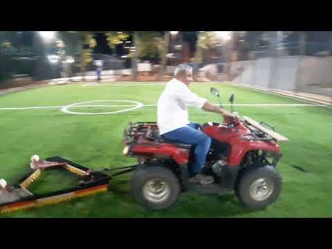 Tel Çit Sistemi + Tavan Ağları + Sentetik Çim Futbol Sahası + EPDM Zemin Kaplama Yapımı