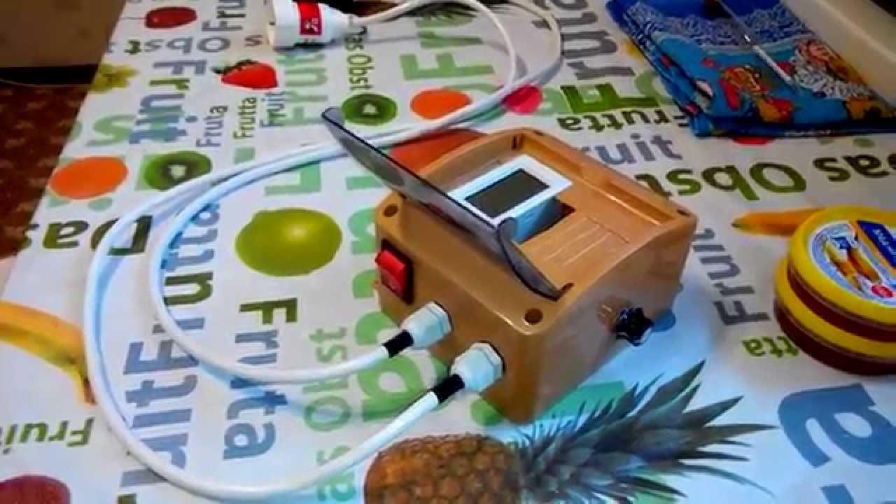регулятор мощности для самогонного аппарата схема