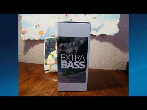 Акустическая система Sony SRS-XB23 Extra Bass Blue (SRSXB23L.RU2)