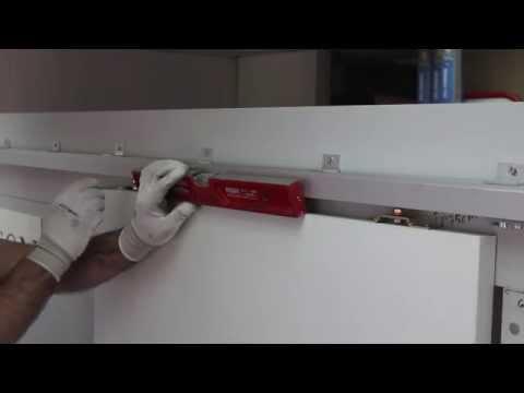 Sigma md oc sistema apilable para puertas de madera doovi - Como colocar una puerta corrediza ...