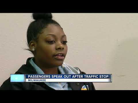 Milwaukee Police investigating viral traffic stop