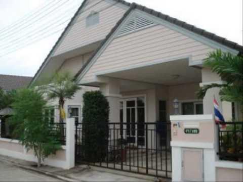 แบบบ้านสองชั้นใต้ถุนโล่ง แบบครัวไทยหลังบ้าน