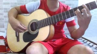 Nhớ Gia Đình guitar cover