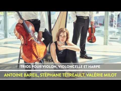 Trios pour violon, violoncelle et harpe - Danse des lutins (Henriette Renié)
