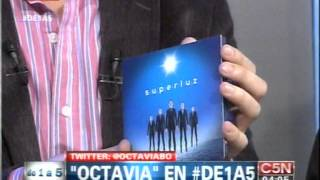 C5N - MUSICA EN VIVO: OCTAVIA EN DE 1 A 5 (PARTE 2)