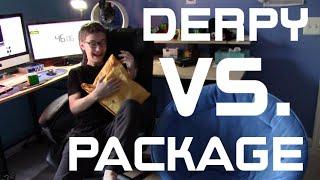 Large SpeedCubeShop Unboxing! Feat. Derpy Cuber