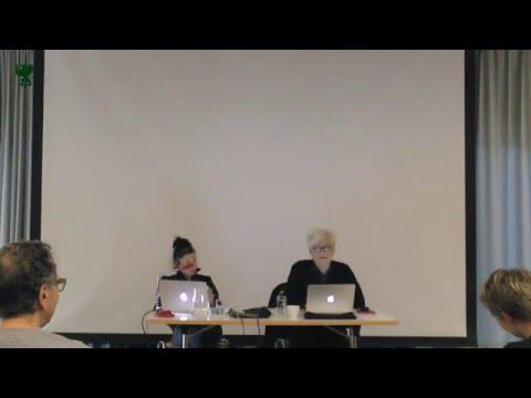 """Hito Steyerl & Franco """"Bifo"""" Berardi. In conversation. 2015"""