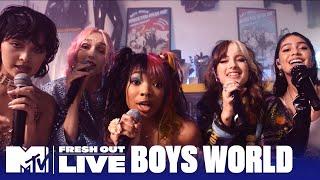 Boys World Performs