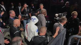 Robert Whittaker ufc 213 walkout