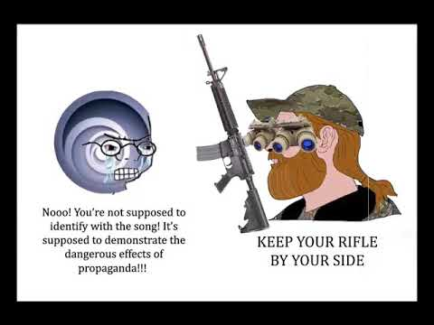 Keep Your Rifle By Your Side Youtube