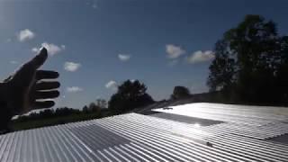 ферма крыша часть третья