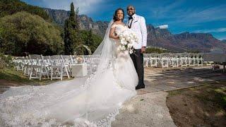BANKY W AND ADESUA ETOMI WEDDING | FIRST LOOK