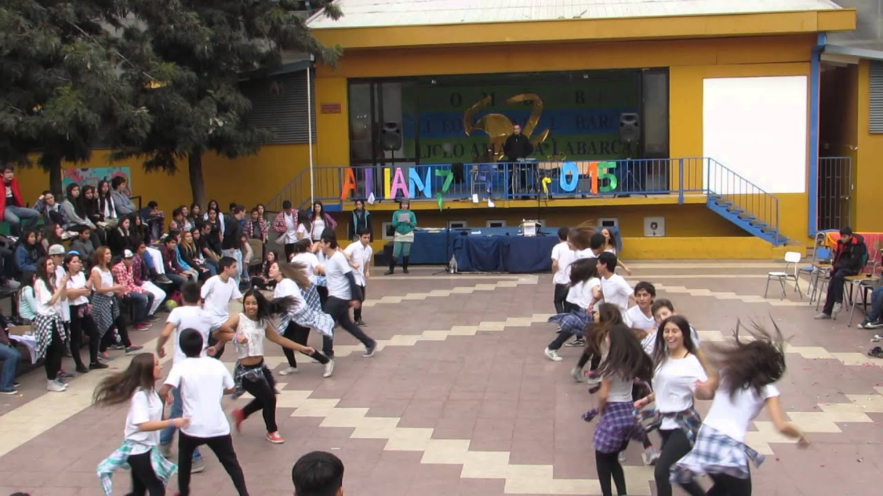 Baile alianza azul - 4 8
