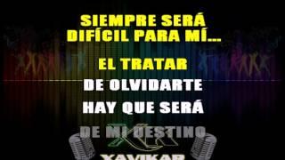 Lagrimas De Escarcha El Combo De Las Estrellas Karaoke