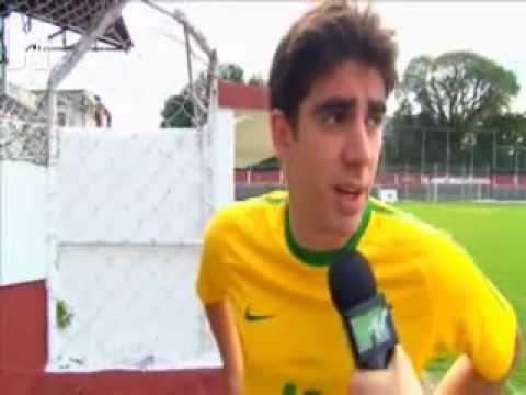 Jogador Sincero Seleção Brasileira - Marcelo Adnet