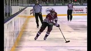 KHL : Dinamo Riga vs. SKA 5:4 OT ; 16.11.2011.