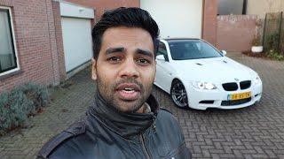 INSIDE my old BMW M3 E92 ft. Akrapovic w/ MPerformance Parts