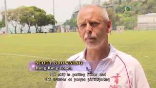 TVB Pearl News - Hong Kong Lacrosse Open 2014