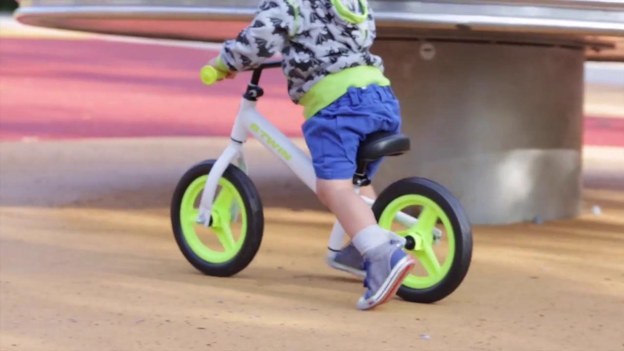 5 апр 2017. Беговел ecobalance race яркий, красивый, удобный. Обзор: беговел из декатлона b'twin runride 500 balance bike duration: 1:08.