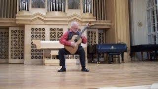 Velký koncert na HAMU Praha  - 30. let založení oboru kytary