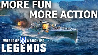 Should You Switch From PC to Console World of Warships?