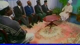 English Mulaqaat (Meeting) on March 5, 1997 with Hazrat Mirza Tahir Ahmad (rh)