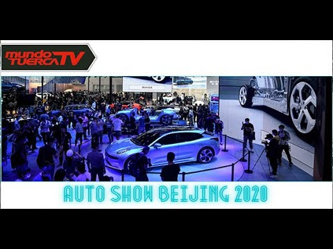 Autoshow Beijing 2020
