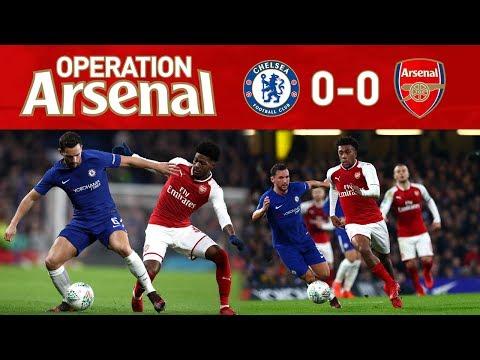 CHELSEA 0-0 ARSENAL - IWOBI IS THE NIGERIAN MESSI!