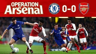 CHELSEA 0-0 ARSENAL - IWOBI IS THE NIGERIAN MESSI!