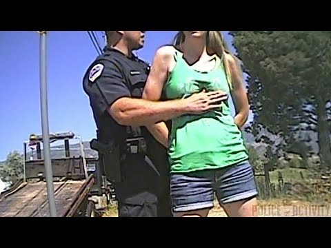 Dashcam: Woman Claims Cop Wrongfully Arrested & Groped Her