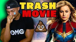 Captain Marvel Review - Marvel Takes a MAJOR L