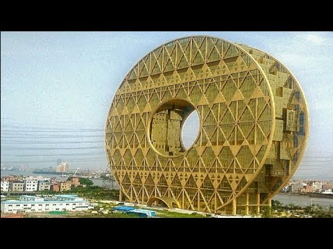 15 Amazing Buildings Around The World  _ Golden Building || Unique Awesome Tv