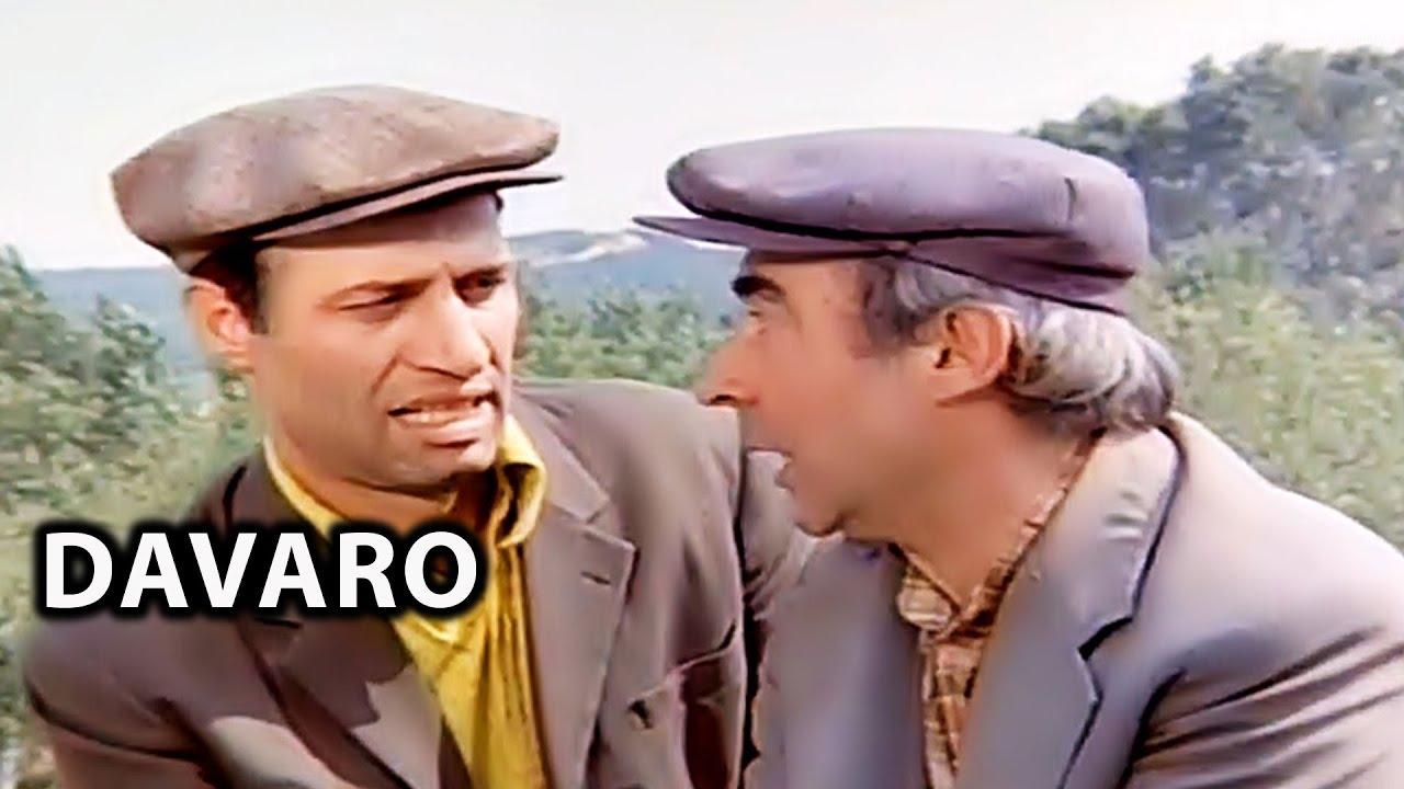 Davaro - Tek Parça - Kemal Sunal & Şener Şen