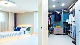 인천 신축빌라 - 드레스룸이 방 한개크기? 뭘 좋아할지…