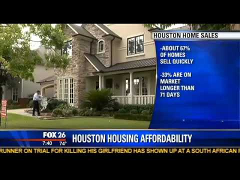 Houston Housing Affordability