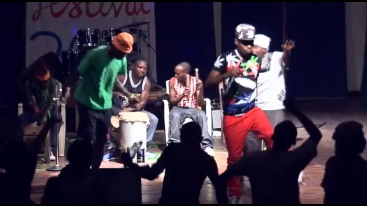 Seven Survivor,Mchiriku live @ Green Peace Music Festival - YouTube