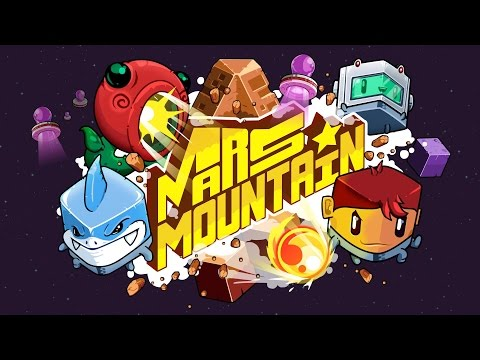 Official Mars Mountain (by Bulkypix) Launch Trailer (iOS/Android)