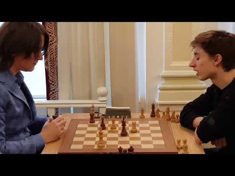 Morozevich vs Dubov. Well converted endgame