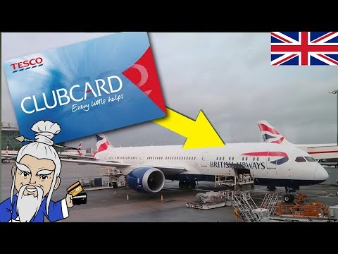 Is this the Best Way to Collect BA Avios? (Tesco Clubcard)