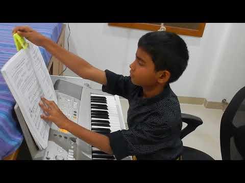 Glenn Fernandes plays 'Dutch Dance' & 'The Fairy Court' - Singing Clouds Pune
