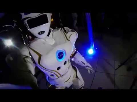 Humanoid Robot R5: Valkyrie 'Dances' In NASA Music Video