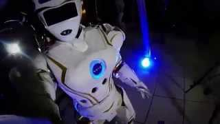 Humanoid Robot R5: Valkyrie