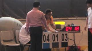 Publication Date: 2019-04-14 | Video Title: 第三屆港青京士柏健球盃(中學女子組)05 - 潔心林炳炎中學