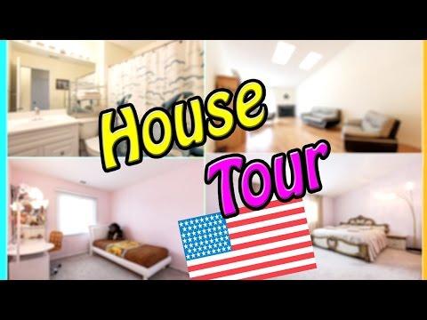 Мой Американский Дом! // ROOM TOUR