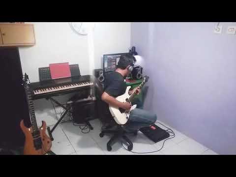 Pembaharuan -  Rhoma irama -  guitar cover by : Arnos kamjet