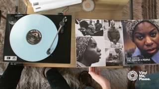 Nina simone vinyl records