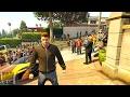 JUSTIN BIEBER IN GTA 5 [Celebrity&Paparazzi&Emotes Mod]