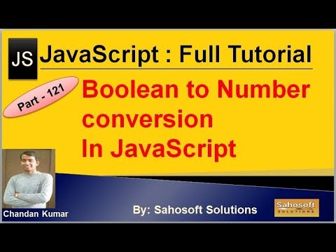Boolean to Numbers Conversion in JavaScript   JavaScript Full Tutorial in Hindi thumbnail