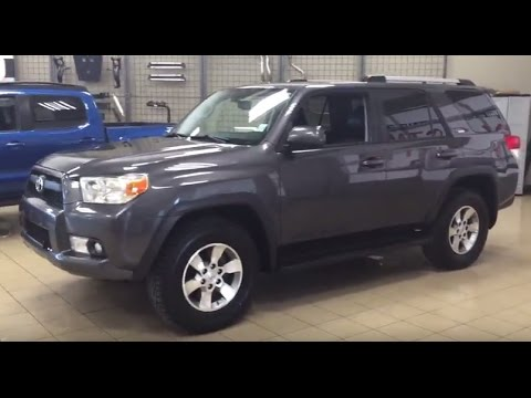 Exceptional 2011 Toyota 4Runner Review